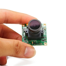 DC12V 800TVL 1/3 Inch 960H 2.1mm Lens Wide Angle CCD HD Camera For FPV Multicopter RC Quadcopter Drone(China)