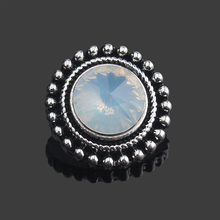 5pcs/lot Beads Replaceable Jewelry Snap Buttons 6 colors Buttons Jewelry fit 18mm/20mm DIY Snap Bracelet Jewelry Making