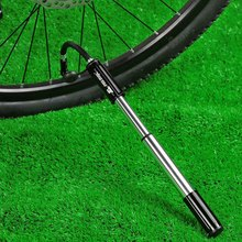 Bike Bicycle Air Pump Cycling Mountain Bike MTB Motorcycles Cycle Tire Tyre Inflator Pump Ball Pump Schrader Presta Valve