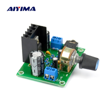 Buy Aiyima TDA2030A 18W Mono amplifier board amplifiers board DC / AC12V Assembled board for $7.50 in AliExpress store