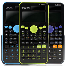 FXSUM Students Scientific Functions Color Personality Calculator Graphic 12 Digits Display Dual Power Calculadora Cientifica(China)
