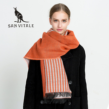 Scarves For Women Scarf Famous Brand Cape Winter Clothing Skull Accessories Apparel Clothing Winter Warm Luxury Brand Cashmere(China)