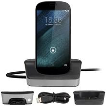 Ularmo Convenient Smartphone Charging Dock USB Cable Cradle for Yota Yotaphone 2(China)