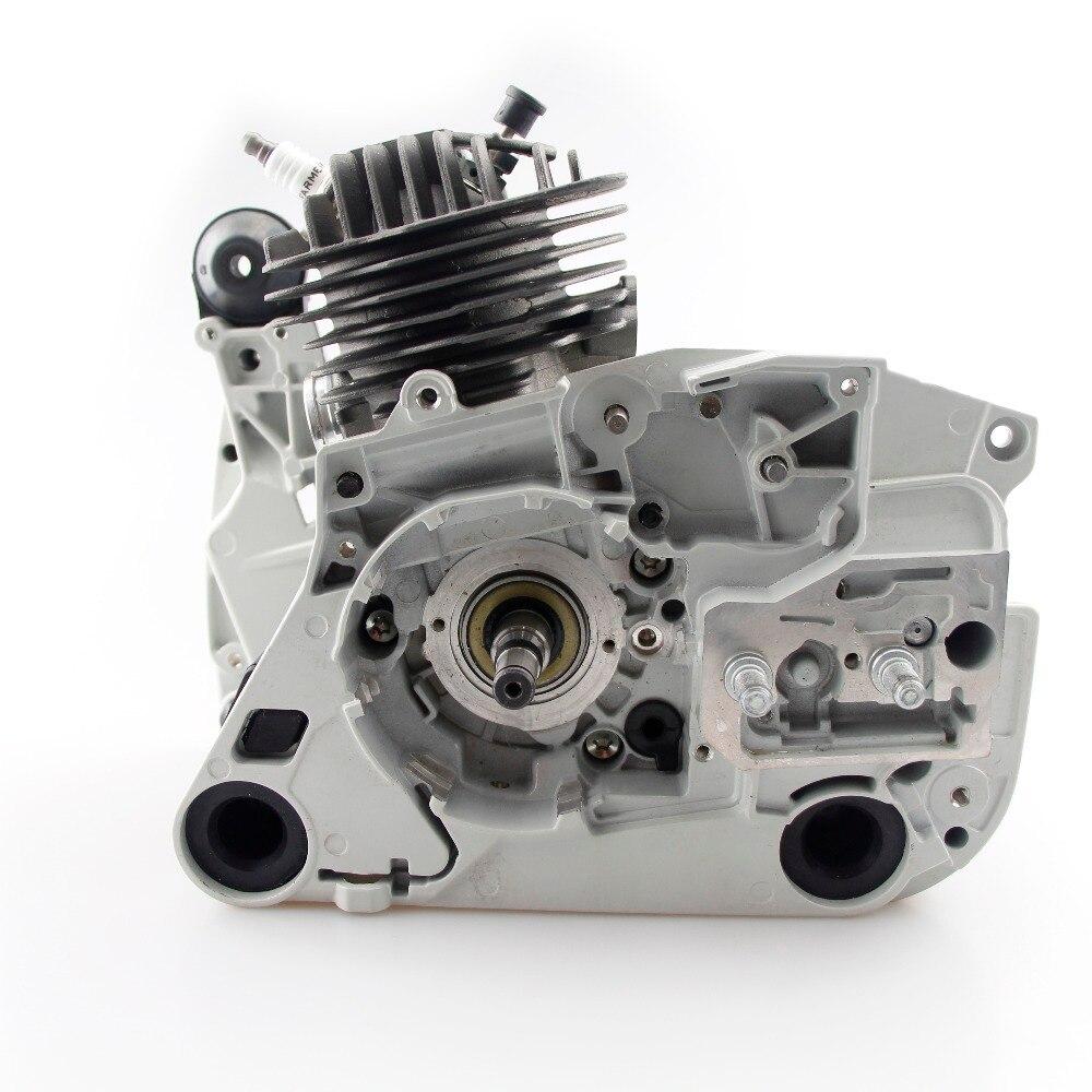 52mm Cylinder Crankcase Crankshaft Engine Motor For STIHL 046 MS460 Chainsaw