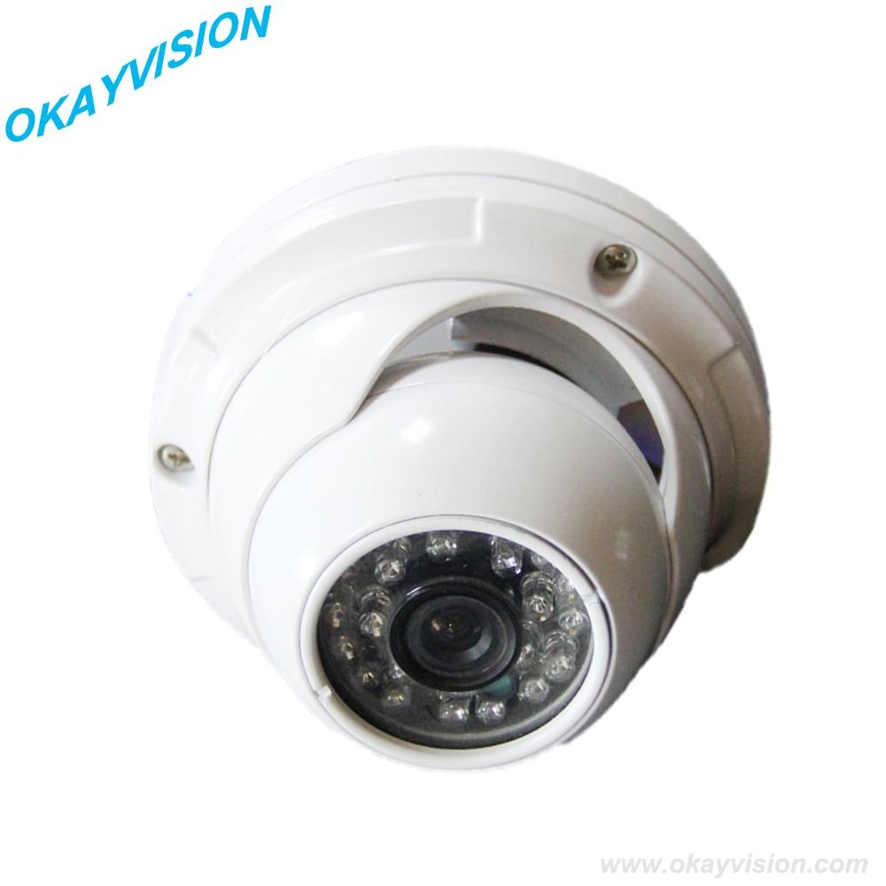 1MP AHD Camera with IR-CUTAHD CCTV Camera 720P 1.0MP AHD Camera 24 IR Leds Night Vision AHD Dome Camera<br>