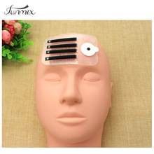 Flexible Silicone Pad for Eyelash Extension Easy Pick Up Tool Individual Eyelashes stand& holder