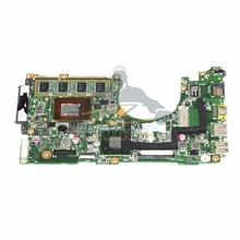 X202E MAIN BOARD REV 2.0 for asus vivobook s200e laptop motherboard pentium 987 CPU HM70