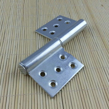 5 inch heavy Big Door Hinge thicker Detachable Flag iron Hinges x3