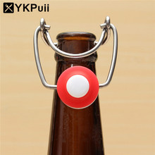 Cap Flip Top Stopper Root Red Wine Homebrew Beer Bottles Replacement Swing Cap Bar Tools(China)
