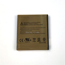 2450mAh High Quality Gold Golden Business Mobile Phone Battery Bateries For LG Optimus 2X P990 P999 P993 + Tracking Code