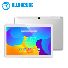 Alldocube/Cube T10 Dual 4G Phone Tablet PC 10.1 inch 1200*1920 IPS Android 6.0  MTK MT8783 Octa Core 2GB Ram 32GB Rom GPS
