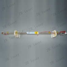 hot sale high quality 80W co2 laser tube for metal cutting machine ZuRong(China)