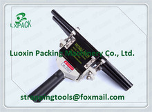 LX-PACK Lowest Factory Price hand held impulse heat sealer Hand Operated Impulse Heat Sealers The impulse sealers instant heat(China)