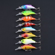 2017 New Arrival Road sub-bait bionic bait rock and roll 7.5cm / 9.1g shop hot road sub-bait plastic bait 8-colors
