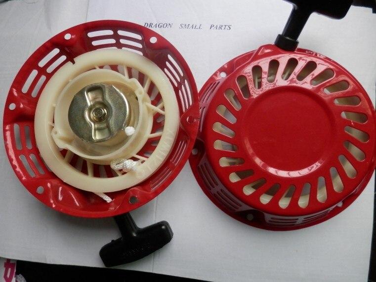 Pull Start Recoil Honda GX120 140 160 200 5.5HP 6.5HP Engine Generator RED