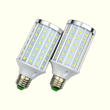 30X E27 LED 90LEDS 5730 SMD real 20W Aluminum Corn Light B22 Lamp E26 Bulb AC 85-265V Bombillas E14 LED ampoule Factory lighting
