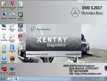 2017.03 MB STAR C4 THE full Software Included XENTRY/DAS/EPC/WIS/starfinder/EWA/VEDIAMO/DTS-Monaco Installed IN HDD WIN7  System