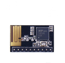 WIFI module Low power consumption Small Size Wireless Module Internal PCB Antennna 180 Straight HF-LPT120-10 F18907