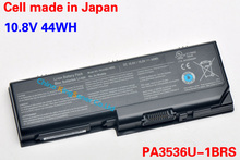 44WH Japanese Cell Original New Battery for Toshiba Satellite L350 L350D P200 P300 P305 PA3536U PA3536U-1BRS PA3537U PABAS100