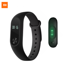 Free ship Original xiaomi mi band 2 Smartband CE OLED Display Touchpad Miband 2 Heart Rate Monitor Bluetooth 4.0 fitness tracker