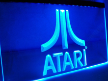 LH022- Atari Game PC Logo Gift Display   LED Neon Light Sign    home decor  crafts