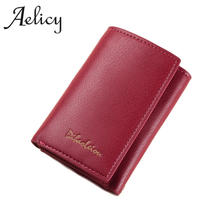 Buy Aelicy Unisex women wallet Leather Men Wallet Purse Female Card Holder Small Clutch bags wallet coin Purse Money Bag carteiras for $3.84 in AliExpress store