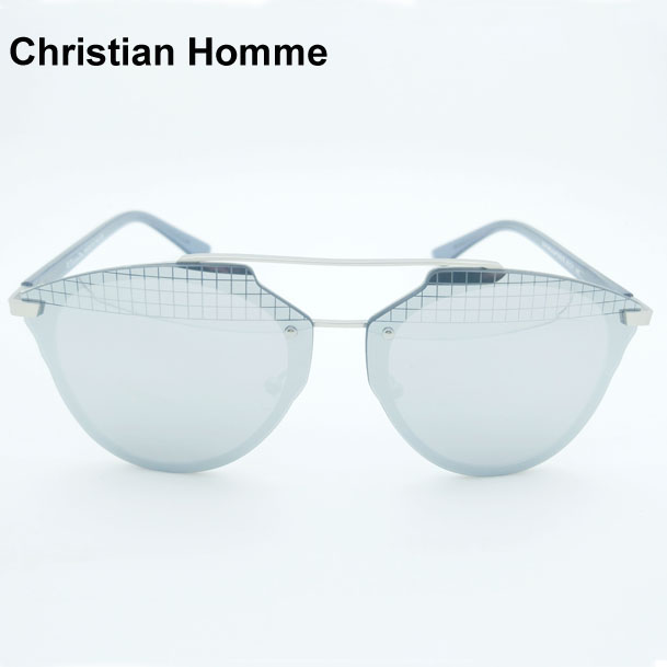 Sale Hot Christian Homme Brand Sunglasses Prism Effect Vintage Retro Fashion Reflective Mirror Sunglasses Women Brand Designer<br><br>Aliexpress