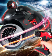 Hot simulation Smart remote control electric rc toy 333-931B 2.4g 4ch 30km/h high speed stunt drift off road Motorcycle for kids(China)