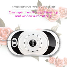 2017 latest festival gift window cleaning robot,automatic kitchen wall fireplace bathroom shower screen glass cleaner