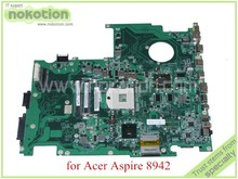 MB.PNQ06.001 DAZY9BMB8E0 REV E MBPNQ06001 For acer aspire 8942 8942G motherboard HM55 DDR3 ATI Mobility Radeon HD 5850