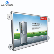 7 inch HD supermarket open frame lcd display embedded Real Supplier Hot Products hot sex video player(China)
