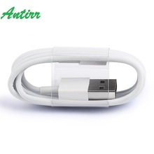 Antirr brand 1M Wire 8Pin USB Charger Cable Data Sync Adapter Charging Cable For iPhone 5 5s 6s 6 7 Plus For iPad IOS 8 9 10