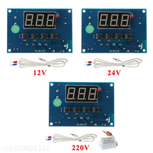 Buy Digital Thermostat K-type Module AC 220V/DC 12/24V 30C +999C Controller Board for $7.92 in AliExpress store
