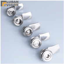 Factory outlets ,Stainless steel series Cylinder lock, cabinet Cam Lock ,for Distribution box,Special locks