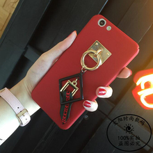 Metal Box Rope Tassel Decorate Tassel Skin Hard Cover Case For Samsung Galaxy S8 Plus J5 J7 2017 J520 J720 Prime ON5 ON7 2016(China)