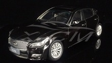 Diecast Car Model Infiniti Q70L 1:18 (Black) + SMALL GIFT!!!!!!!!!!(China)