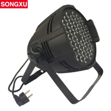 SONGXU DMX Stage Light 54 LED RGB 3in1 LED Par Cans Light LED Par 64 Light/SX-PL54A(China)