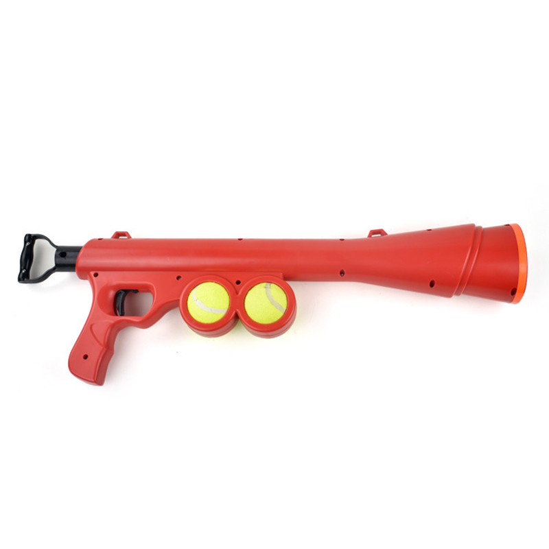 Funny Dog Tennis Ball Launch Gun for AK47 Pet Training Toy Remote Speed Agility Equipment Dog Interactive Toys Pet Shop Supplies7