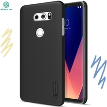 Buy NILLKIN Case LG V30 Cover Hight Hard Plastic Case LG V30 Super Frosted Shield LG V30 gift Screen Protector for $7.19 in AliExpress store