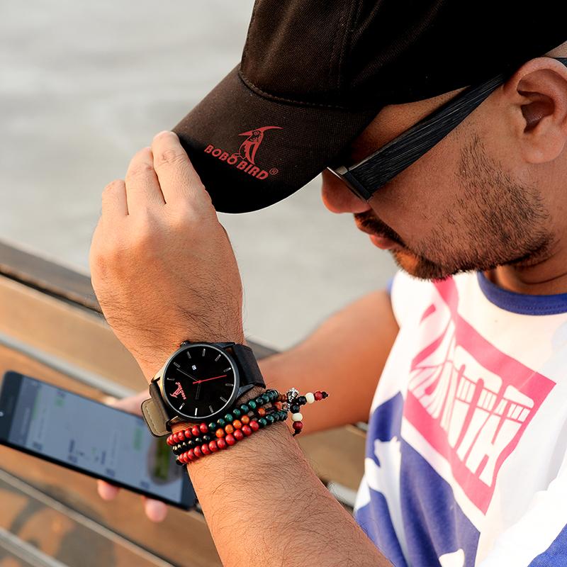 wood watches for man bobo bird