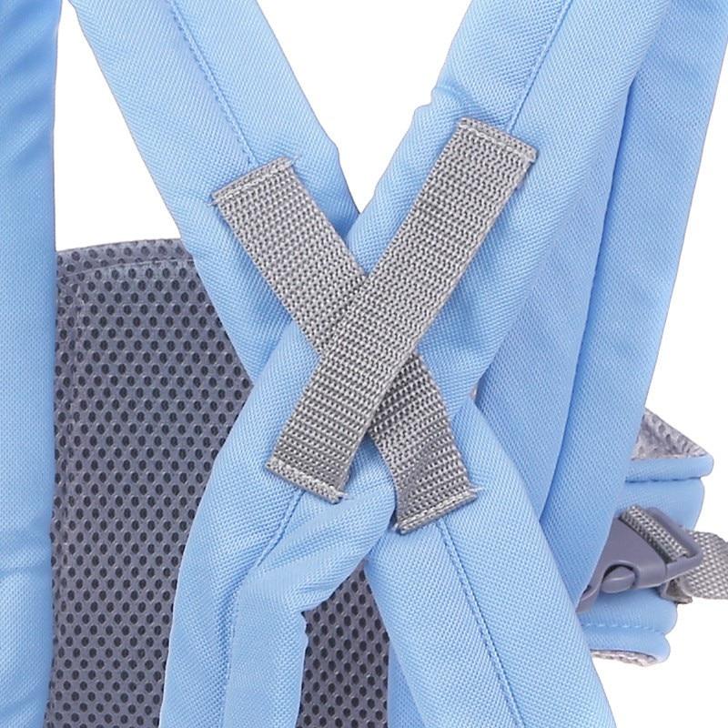 MOTOHOOD Baby Kangaroo Backpack Ergonomic Baby Carrier Wrap Breathable Sling baby Tragetuch Adjustable Comfort Infant Hipseat (8)