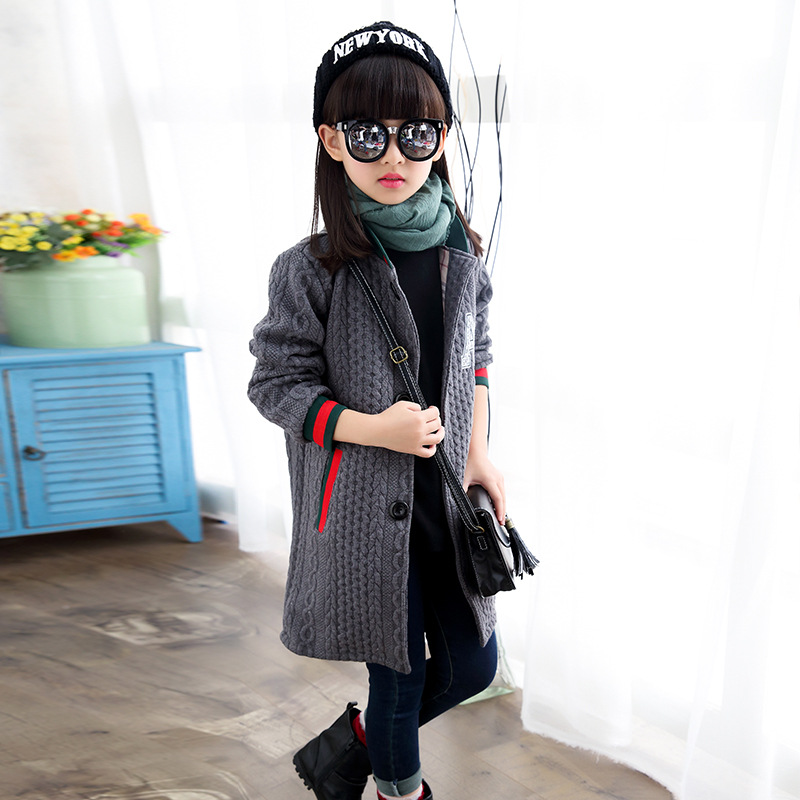 Popular Girls Coats Size 7-Buy Cheap Girls Coats Size 7 lots from ...
