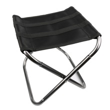 Outdoor Folding Fold Aluminum Chair Stool Seat Fishing Camping with Carry Bag 3 Colors for Choose