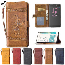Flip Case for Sony Xperia XA X A Dual F3116 F3111 F3112 Case Phone Leather Cover for Sony Tuba XperiaXA F 3111 3112 3116 Cases(China)
