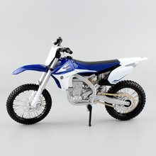 Maisto 1:12 scale motor yamaha Supercross motorcycle YZ 450F models racing cross car Diecast motorbike metal model toys for boy