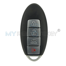 Smart key 4 button CWTWBU735 315mhz with ID46 chip for Nissan Maxima Sentra 2007 2008 2009 2010 2011 2012 remtekey(China)