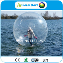 6pcs+1pump water balls, water walking balls, zorb balls good price for sale