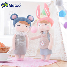 Metoo baby doll creative soft plush toys Angela plush toy doll samll size tall 33cm lovely cute angela(China)