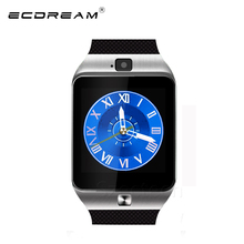 Clearance SIM bluetooth Android smart watch dz09 clock for apple Android phone iphone PK U8 GT08 smartwatch wearable wristwatch