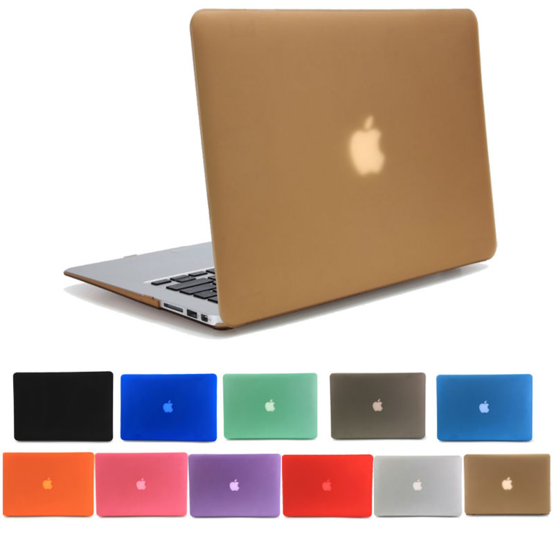 New Matte Transparent Cover For Macbook Air 11 12 13 Grind Arenaceous Laptop Protector Shell Case For Apple Pro Retina 13 15  <br><br>Aliexpress